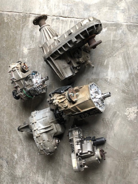 2004-2010 Infiniti G35 M35 FX Transfer Case Assembly AWD