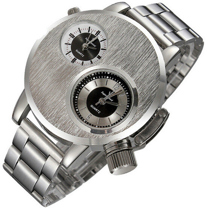 Chronograph Steel Men's Watch