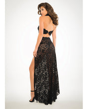 Load image into Gallery viewer, Adore - Lace Bandeau Top & Skirt