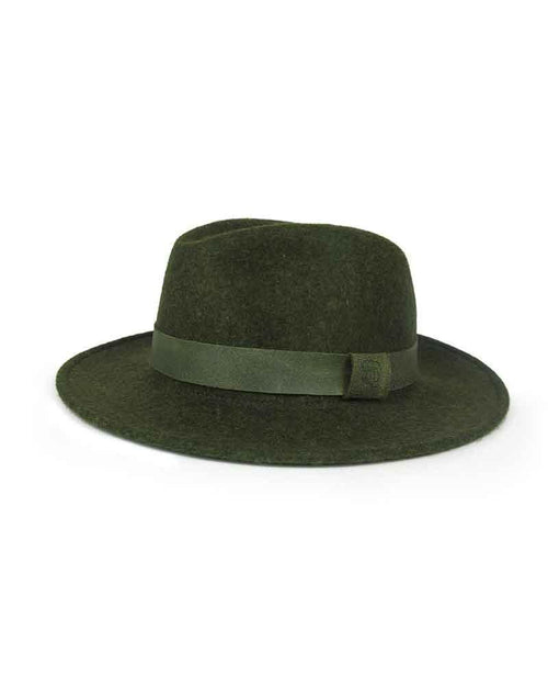 GT Outdoors Selva Loden Hat, Green Lady Hunter UK