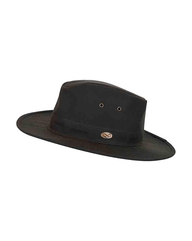 Hoggs of Fife Caledonia Waxed Hat Lady Hunter UK