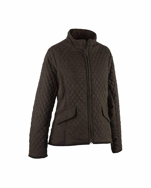 Hoggs of FifeLexington Ladies Quilted JacketJacketsLady Hunter UK