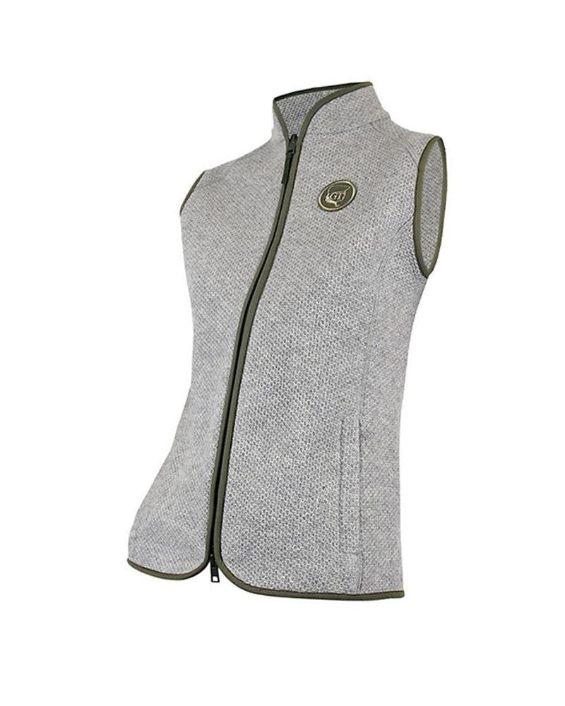 GT OutdoorsMia Wool Gilet - ClearanceGiletsLady Hunter UK