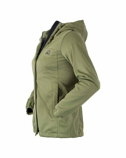 RidgelineLadies Ascent Softshell JacketJacketsLady Hunter UK