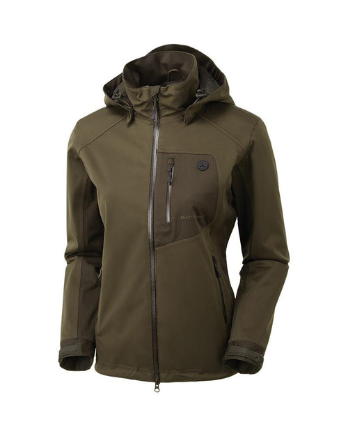 ShooterkingHuntflex Lady Jacket, Brown OliveJacketsLady Hunter UK