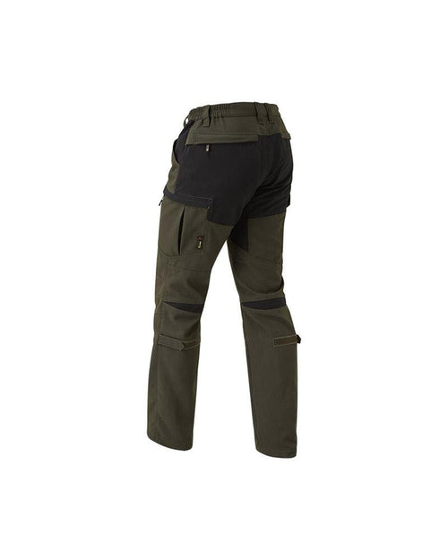 Shooterking Active Lite Cordura Lady Trousers Back View Lady Hunter UK