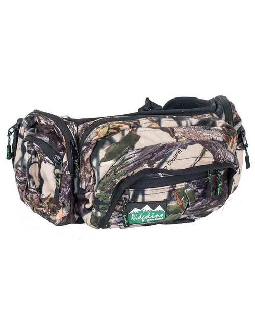 Ridgeline 5 Pocket Utility Belt, Buffalo Camo Lady Hunter UK