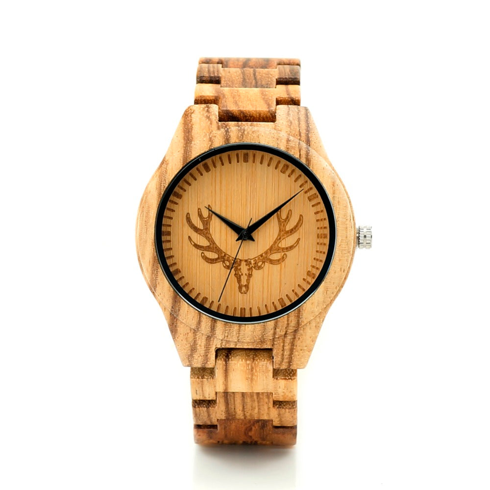 Ethereal <br>Zebrawood