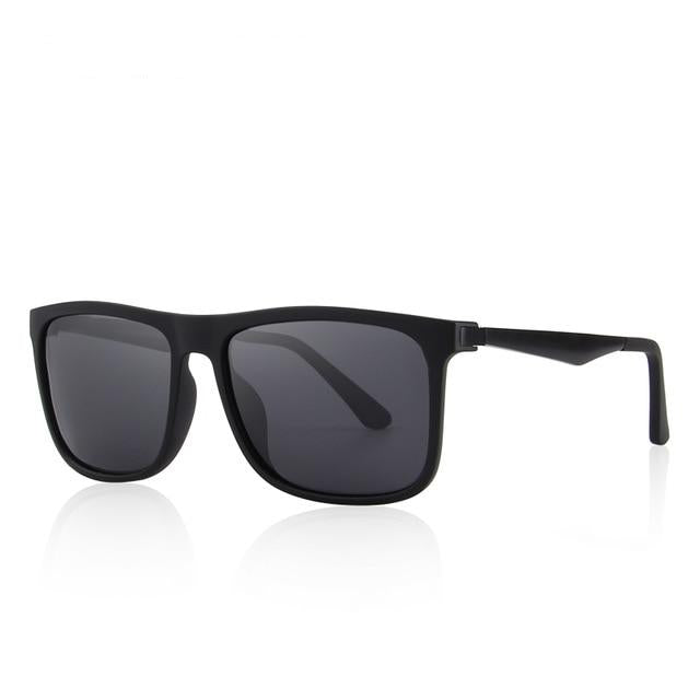 Square Polarized Sunglasses For Men - 5 Colors