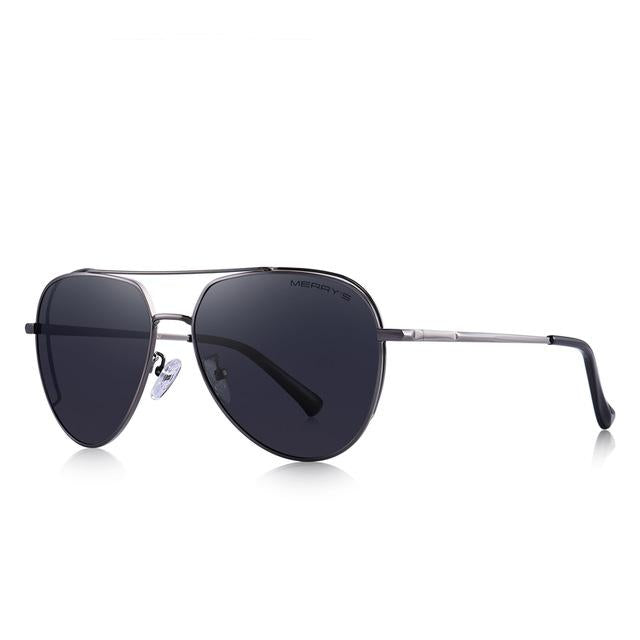 Pilot Polarized Sunglasses For Men - 6 Colors