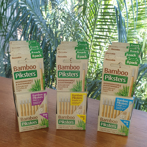 Bamboo Piksters