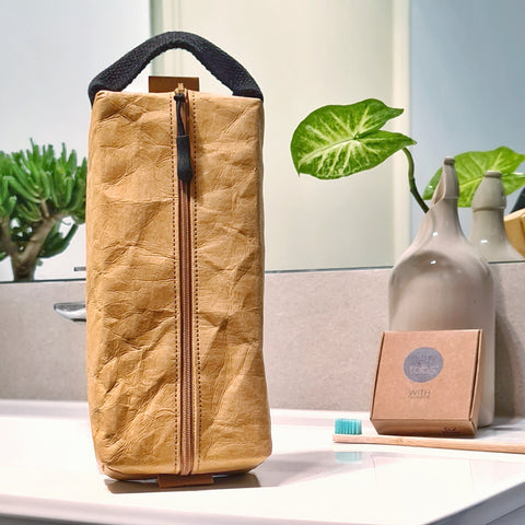 The Ecoteeth Dopp Bag