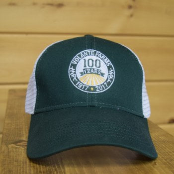 100 Year Hat Green