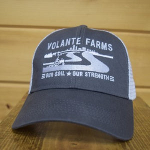 100 Year Hat Grey
