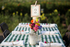 Dinner in the Field: August 8