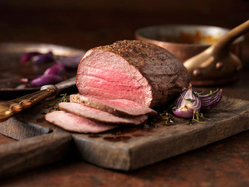 Chateaubriand Roast Garlic & Pepper-Deposit