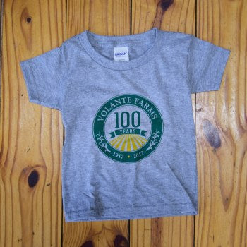 VF T-Shirt Kids Gray 100 Year