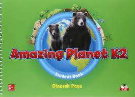 AMAZING PLANET K2 STUDENT BOOK