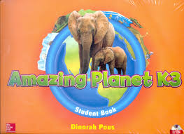 AMAZING PLANET K3 STUDENT BOOK