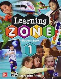 Learning Zone 1 Student Book con CD