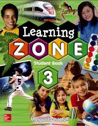 Learning Zone 3 Student Book con CD