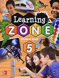 Learning Zone 5 Student Book con CD