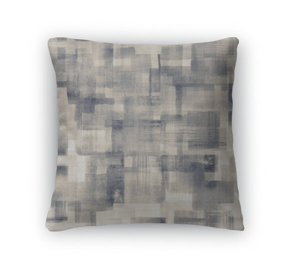 Throw Pillow, Light Grunge Stain - Throw Pillow - Payabee Home Goods