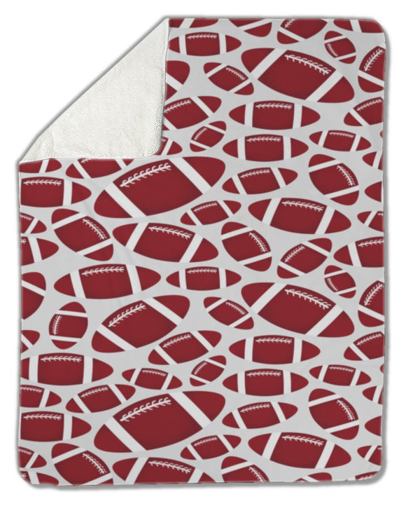 Blanket, American football - Blankets - Payabee Home Goods