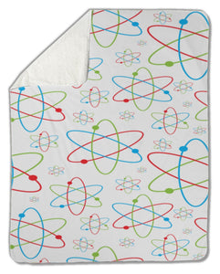 Blanket, Atoms - Blankets - Payabee Home Goods