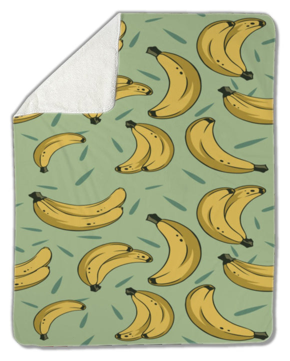 Blanket, Banana - Blankets - Payabee Home Goods