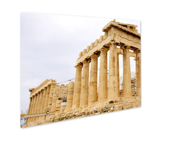 Metal Panel Print, The Parthenon In Athens Akropolis Greece - Metal Panel Print - Payabee Home Goods