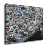 Gallery Wrapped Canvas, Downtown Cityscape Of Busan - Gallery Wrapped Canvas - Payabee Home Goods