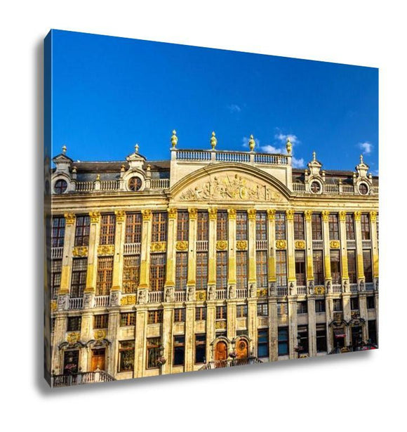 Gallery Wrapped Canvas, The Mansions Of The Dukes Of Brabant Brussels - Gallery Wrapped Canvas - Payabee Home Goods