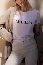 Load image into Gallery viewer, Short Sleeve T-Shirt Mileva