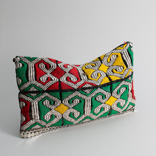 Kilim Clutch - Arabesque