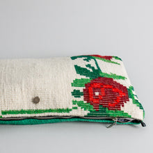 Load image into Gallery viewer, Kilim Clutch - Roses Are Red