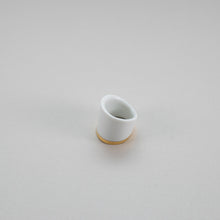 Load image into Gallery viewer, Porcelain Ring Gold L
