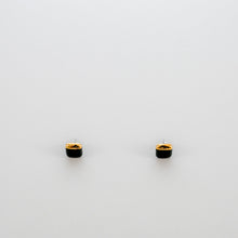 Load image into Gallery viewer, Porcelain Earrings Gold S