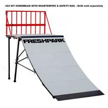 Load image into Gallery viewer, 4x4 Quarter Pipe 4 Foot Extension Kit