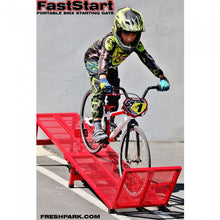 Load image into Gallery viewer, BMX Faststart Portable Starting Gate