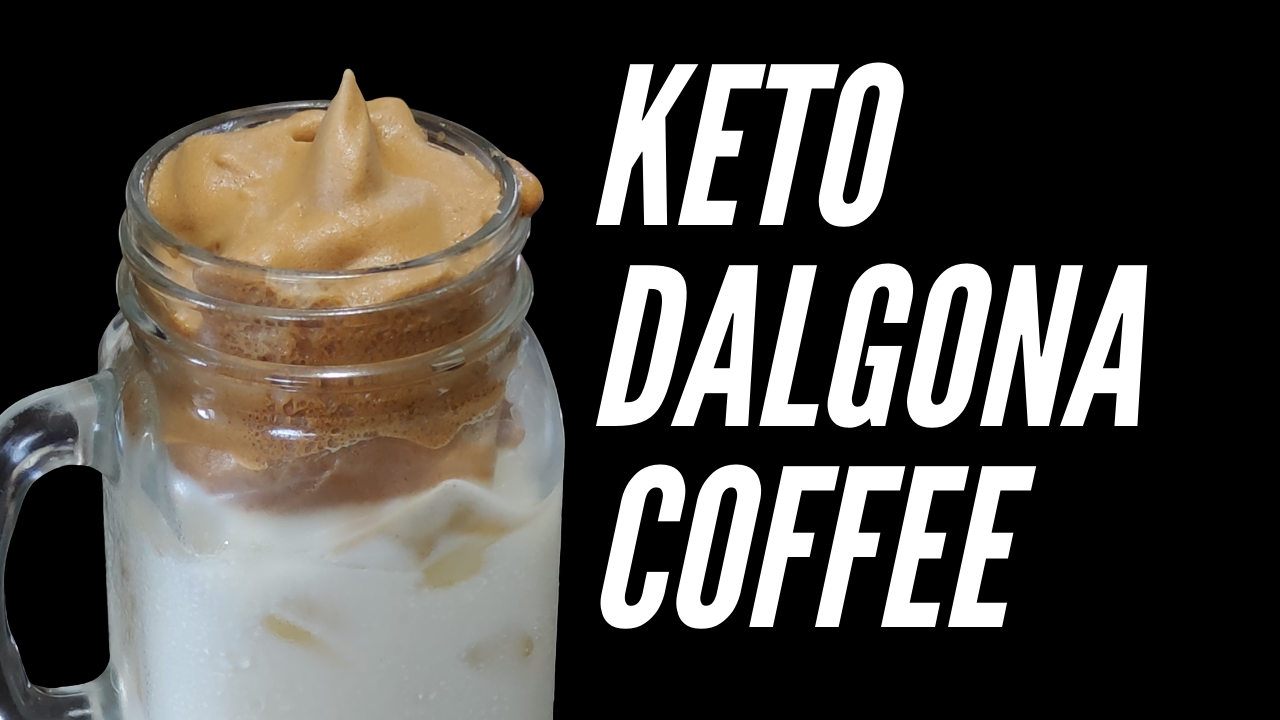 Keto Dalgona Coffee Recipe and Why is Dalgona Coffee Trending