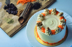 Slimsnacks Carrot Cake