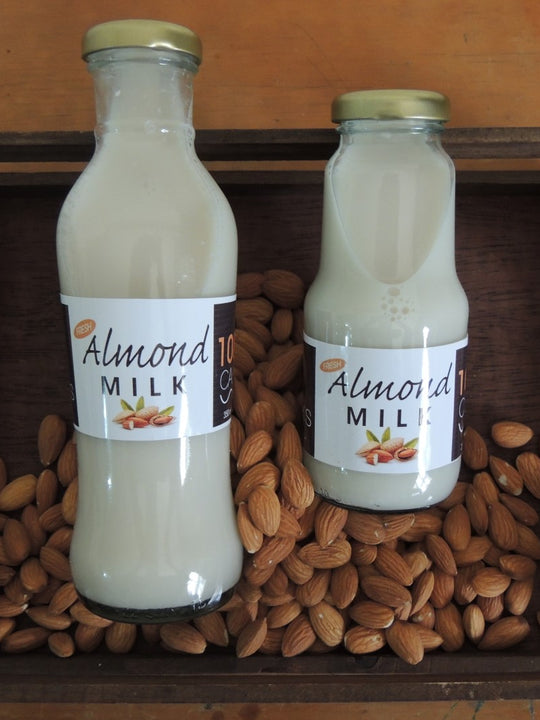 All Natural Almond Milk