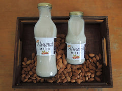 All Natural Almond Milk - Slim Snacks Philippines