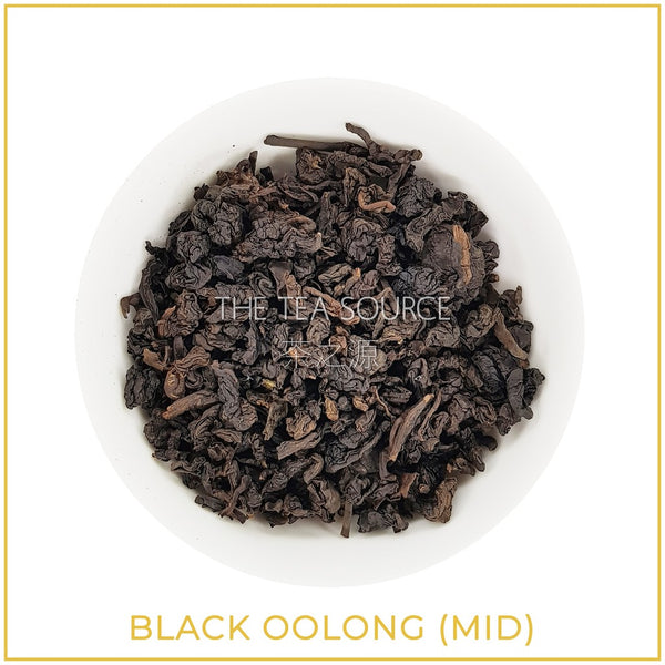 Tieguanyin Black Oolong Tea (100g) - Slim Snacks Philippines