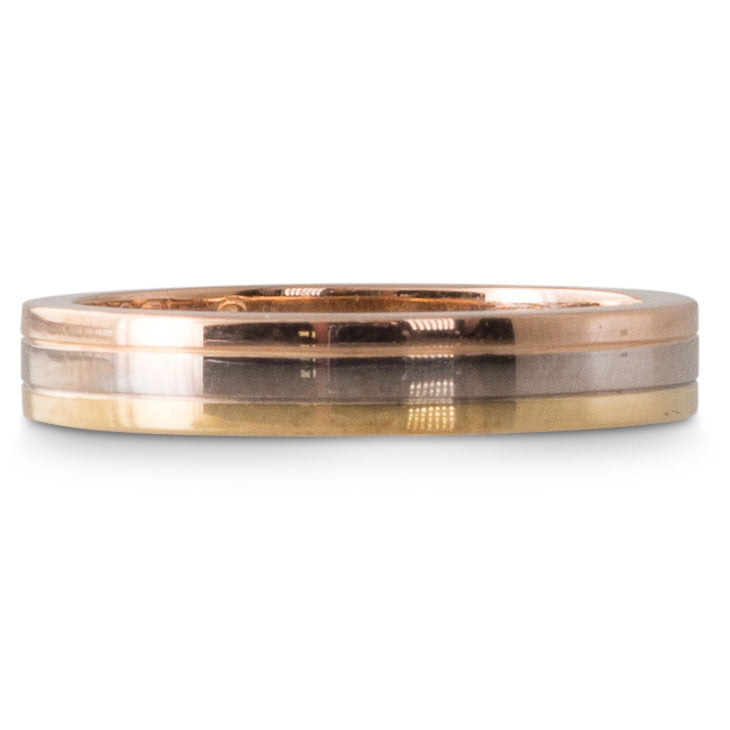 A Cartier Gold Band