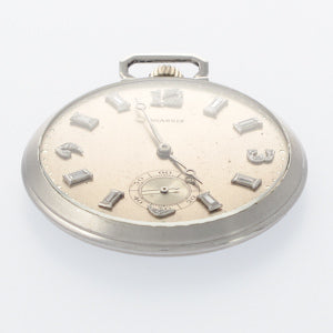 Platinum & Diamond Pocket Watch