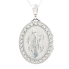 A Large Arts & Crafts Silver Locket