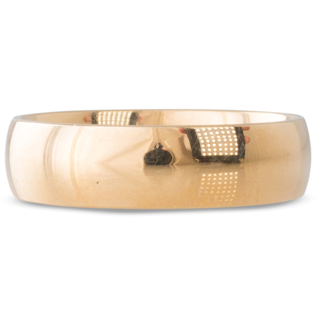 18ct Yellow Gold Wedding Band
