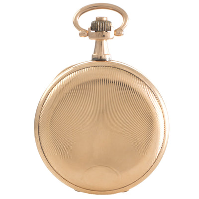 Rose Gold Pocket Watch